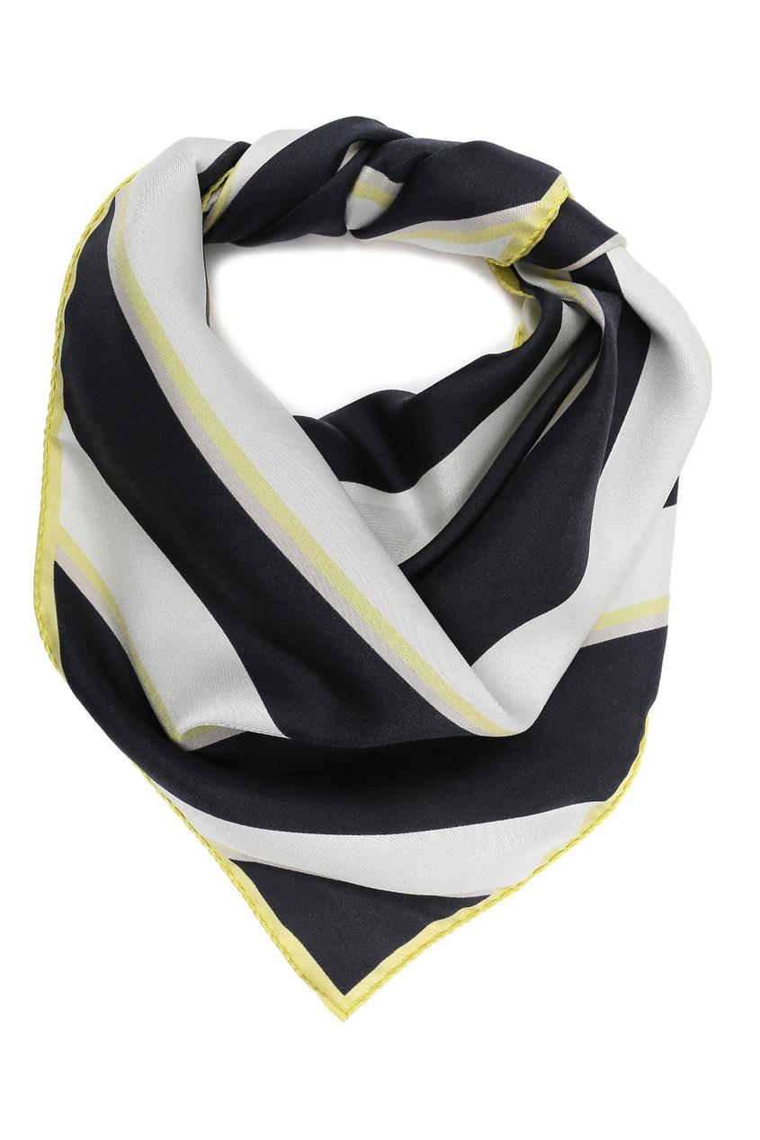 женский шелковые платок marina rinaldi