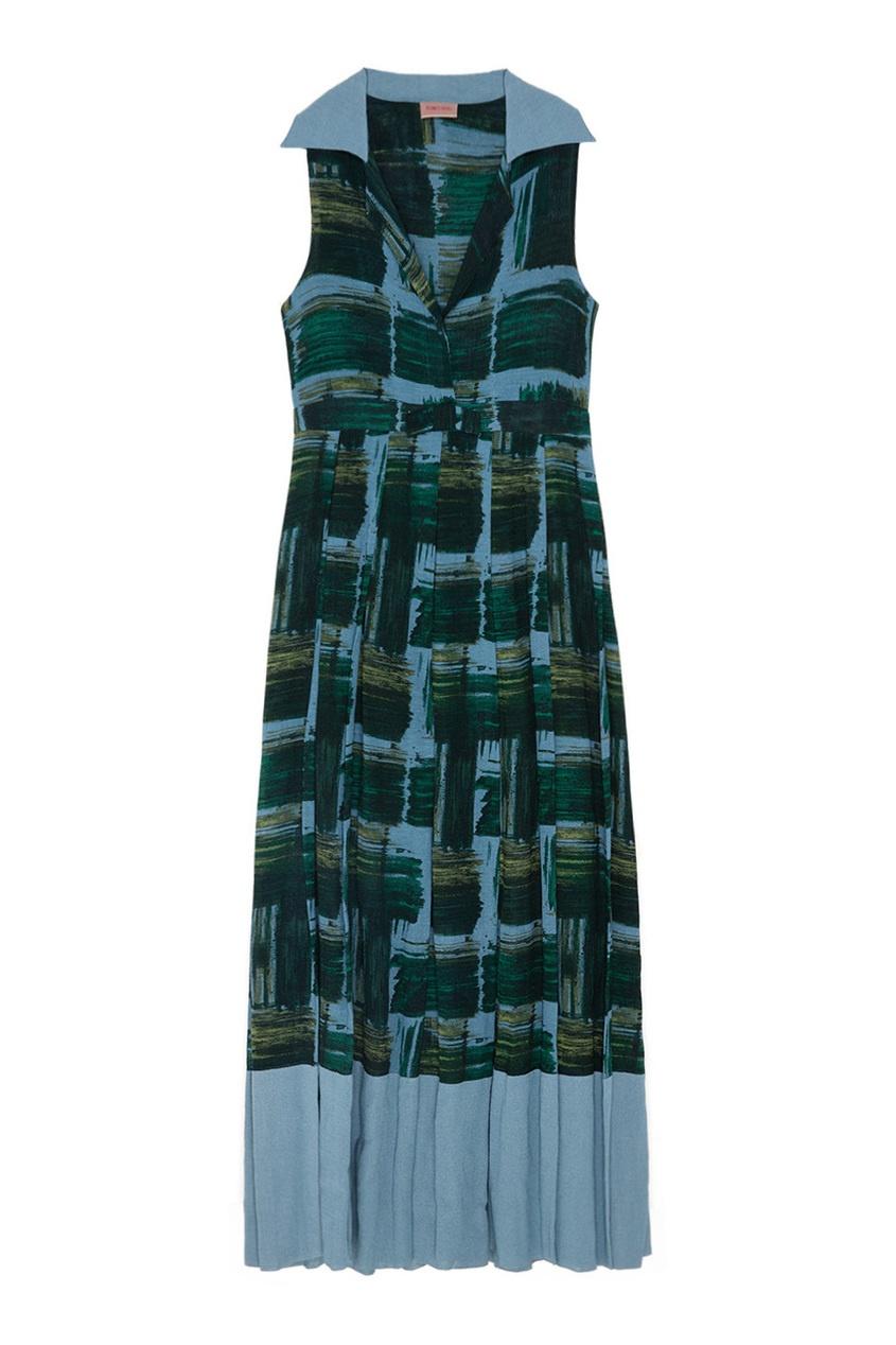Шерстяное платье (90-е)