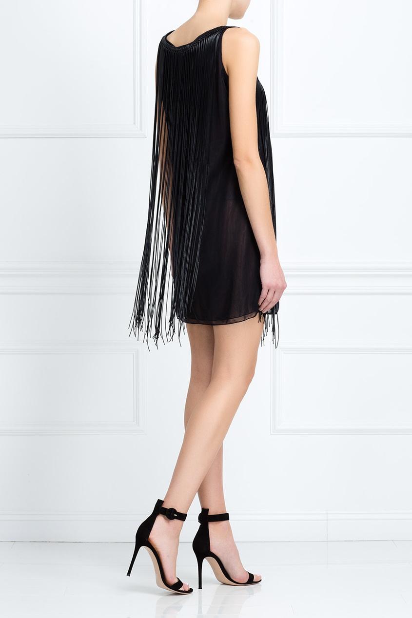 Прямое платье (90-е) от AIZEL