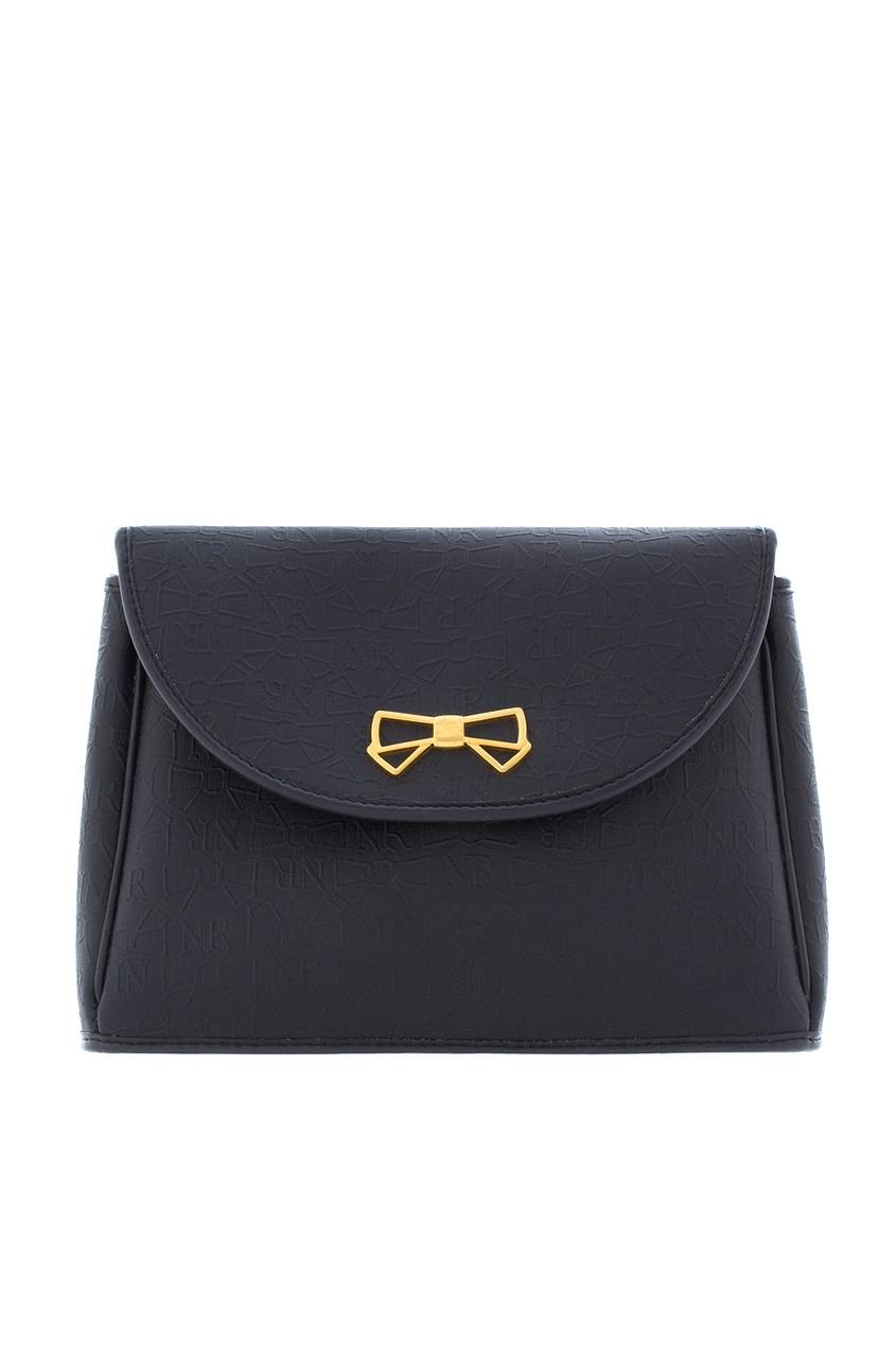 Nina Ricci Vintage Кожаная сумка (80-е)