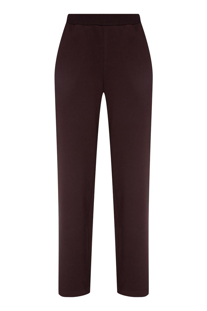 женские брюки alena akhmadullina, коричневые