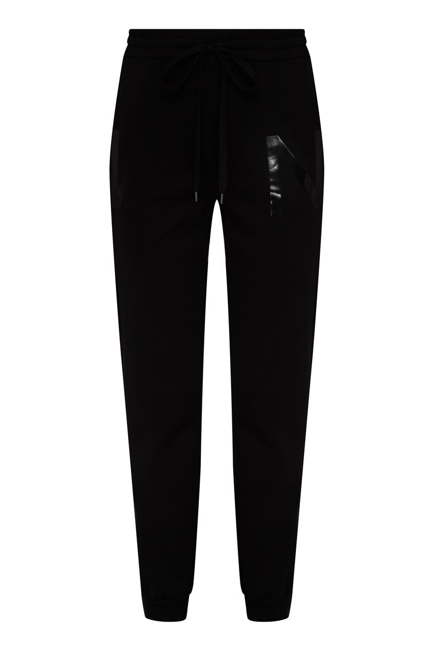 женские спортивные брюки no.21, черные