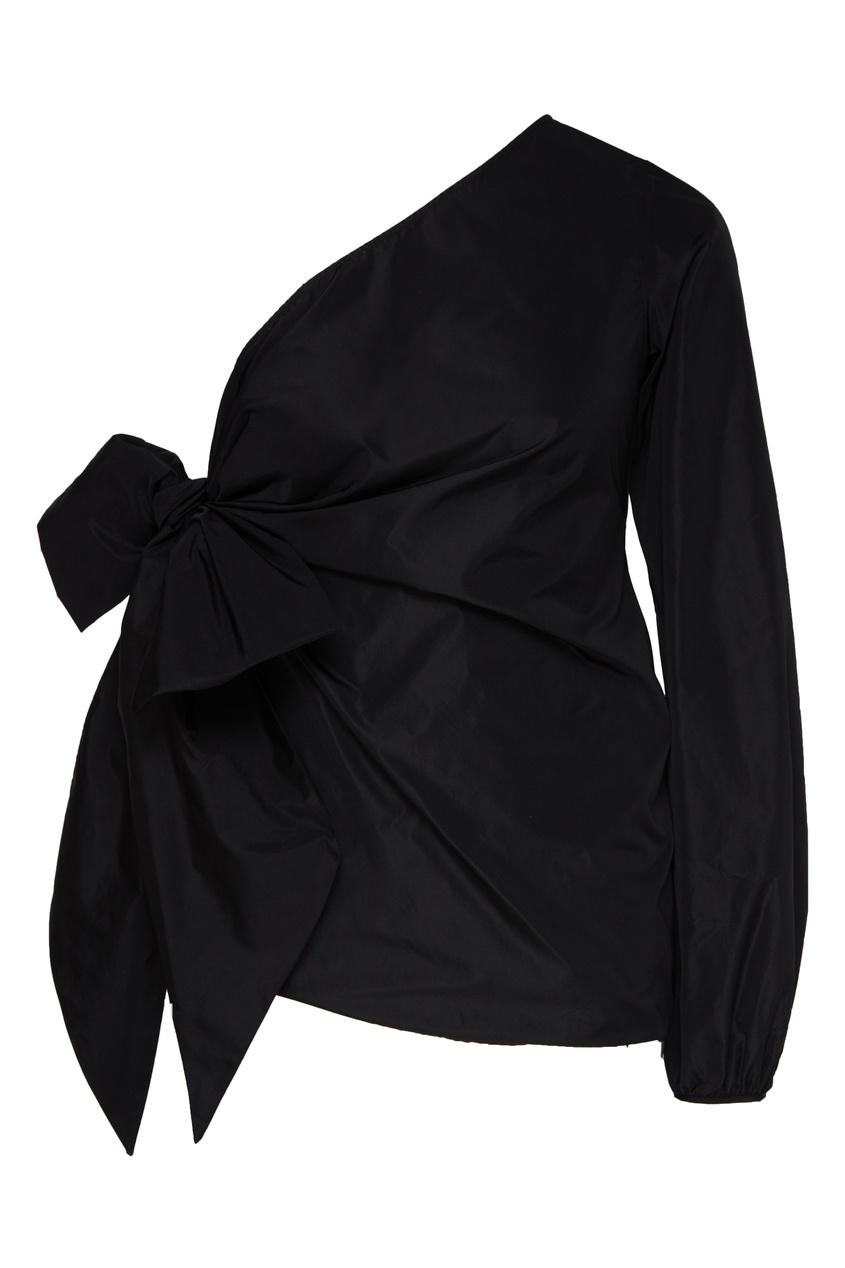 женская блузка no.21, черная