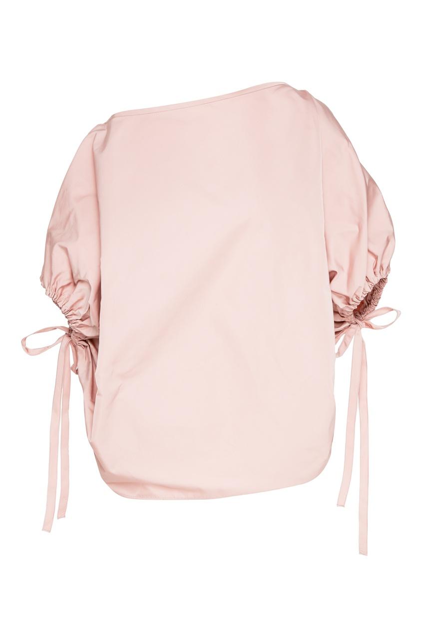 женская блузка no.21, розовая
