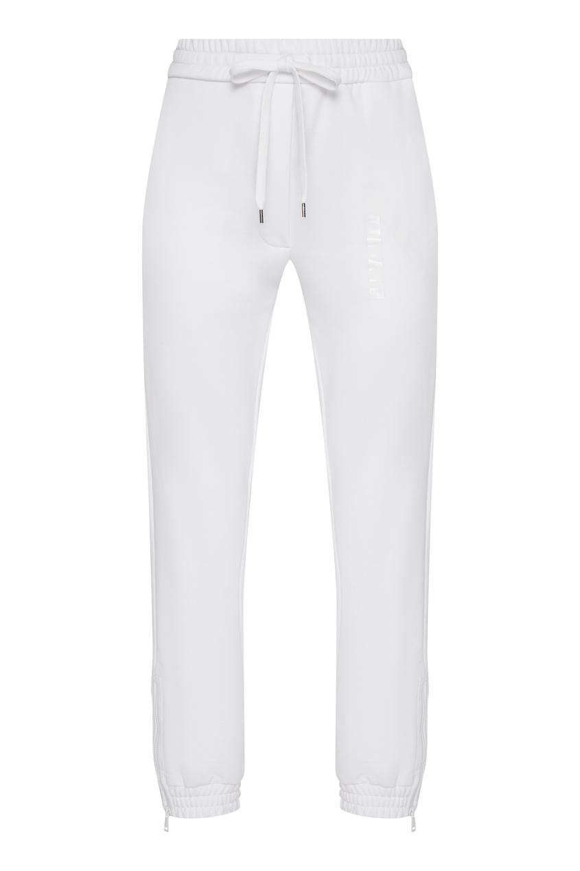 женские брюки no.21, белые