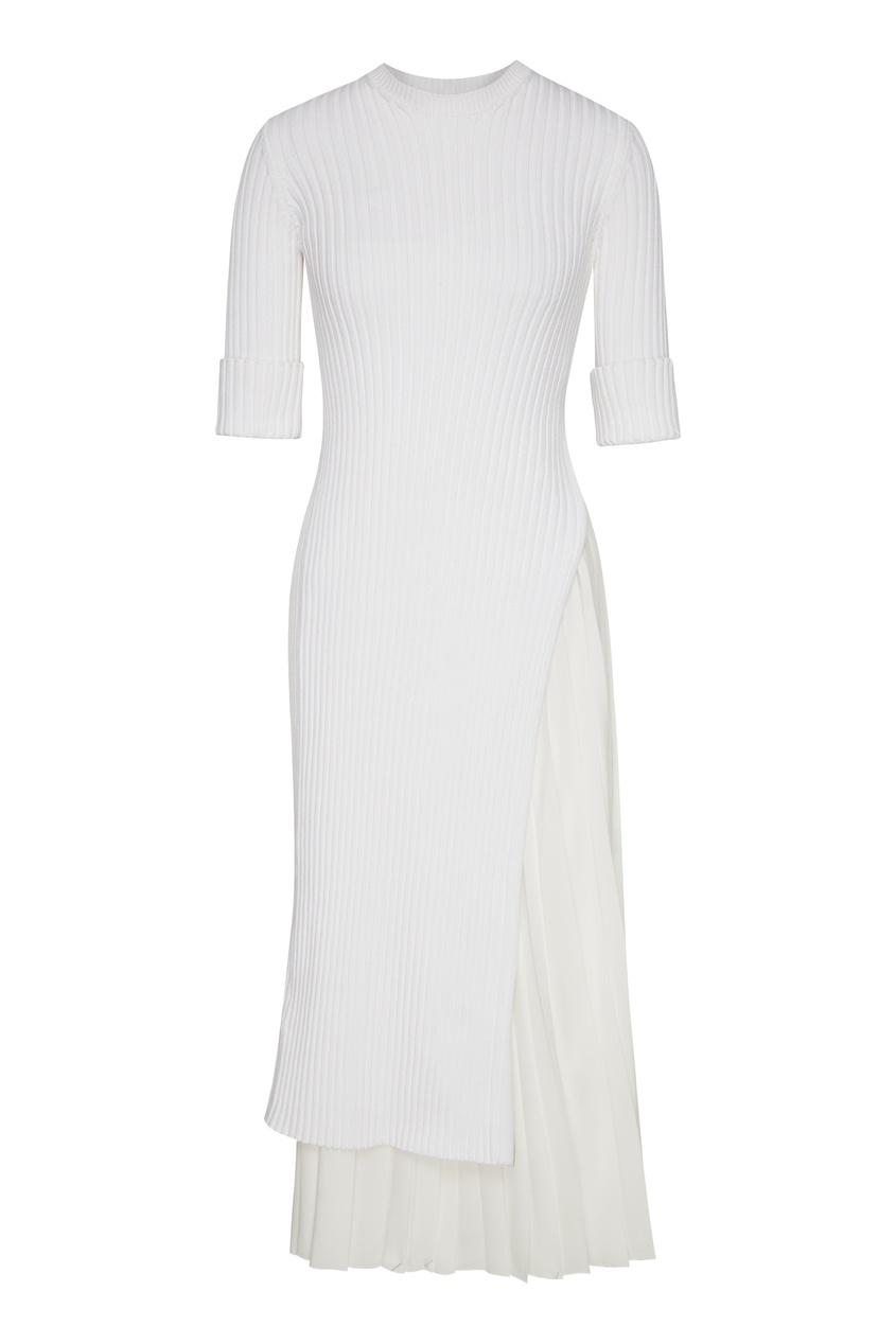 женское платье no.21, белое
