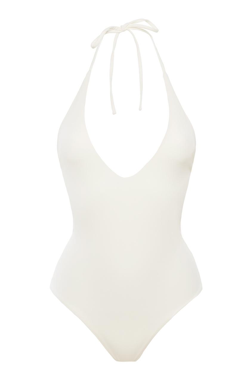 женский купальник petra, белый
