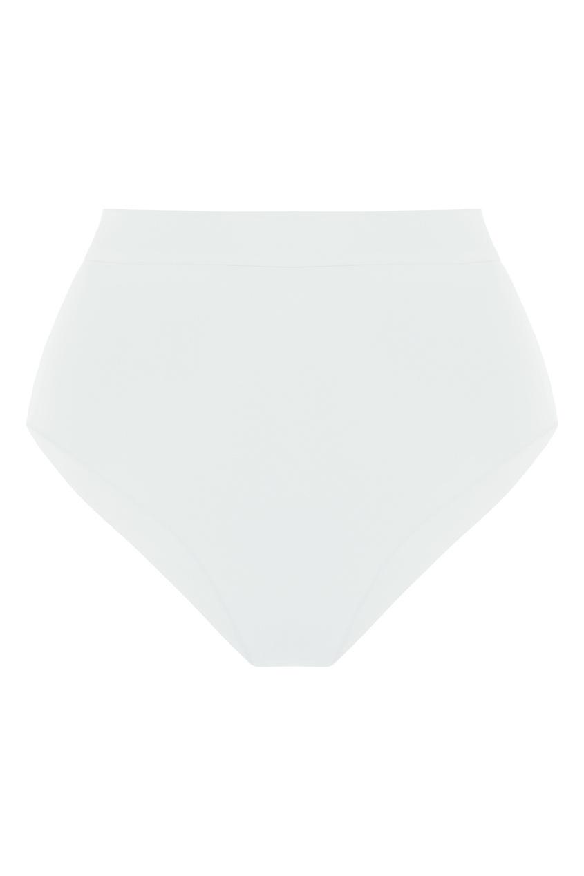 женские плавки petra, белые