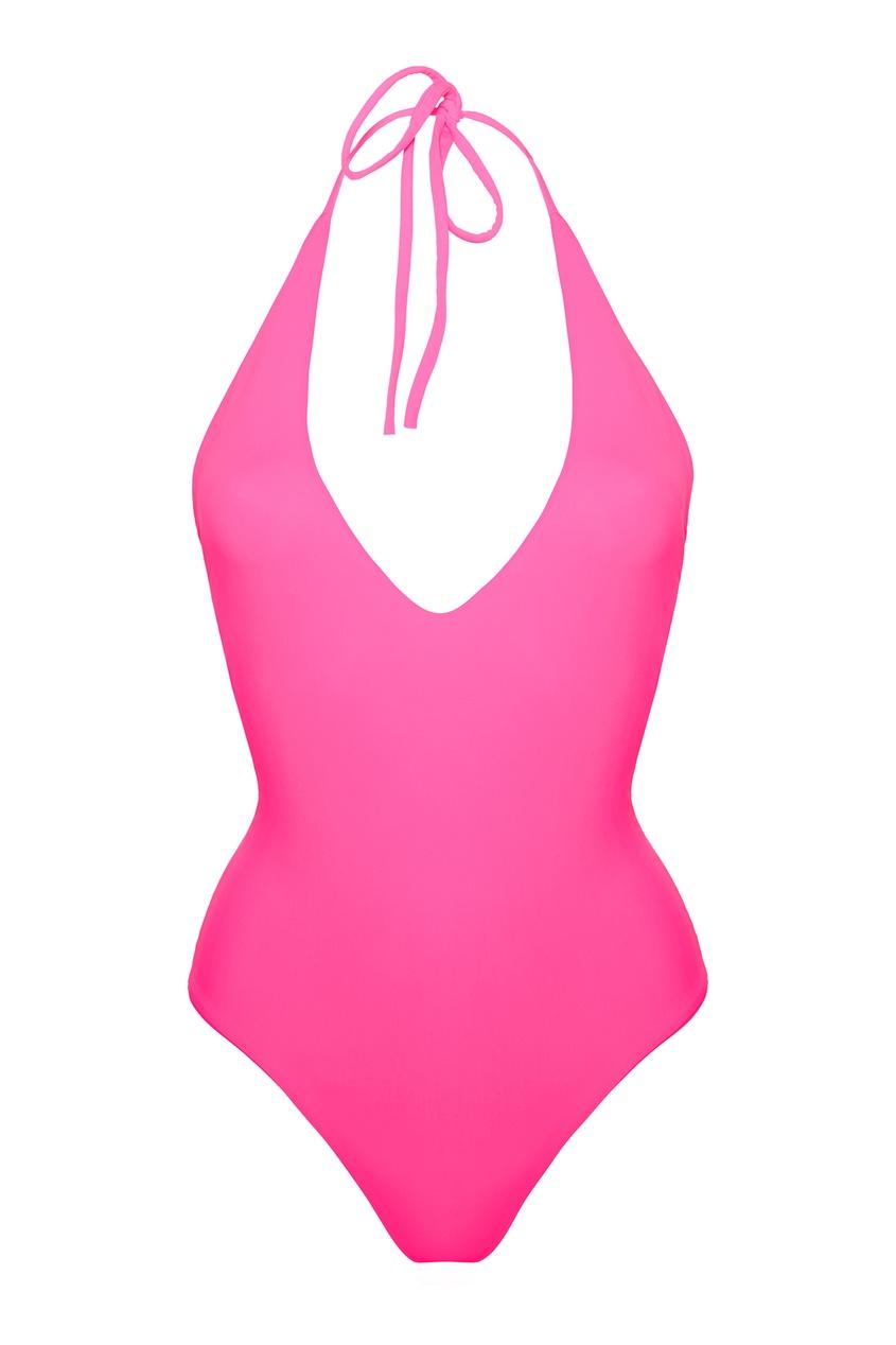 женский купальник petra, розовый