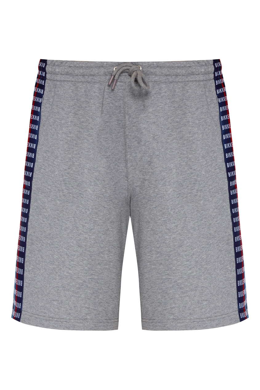 мужские шорты bikkembergs, серые