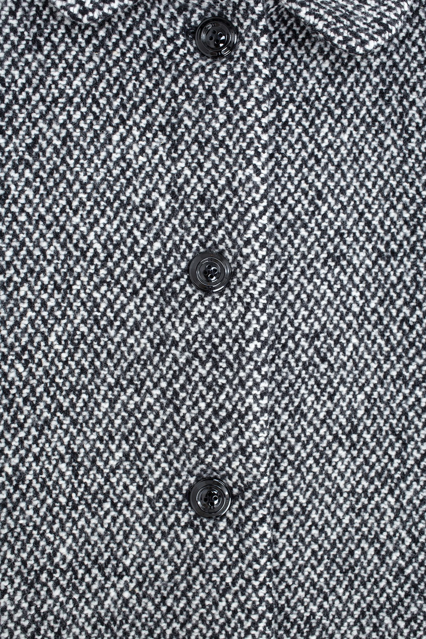Шерстяное пальто от AIZEL
