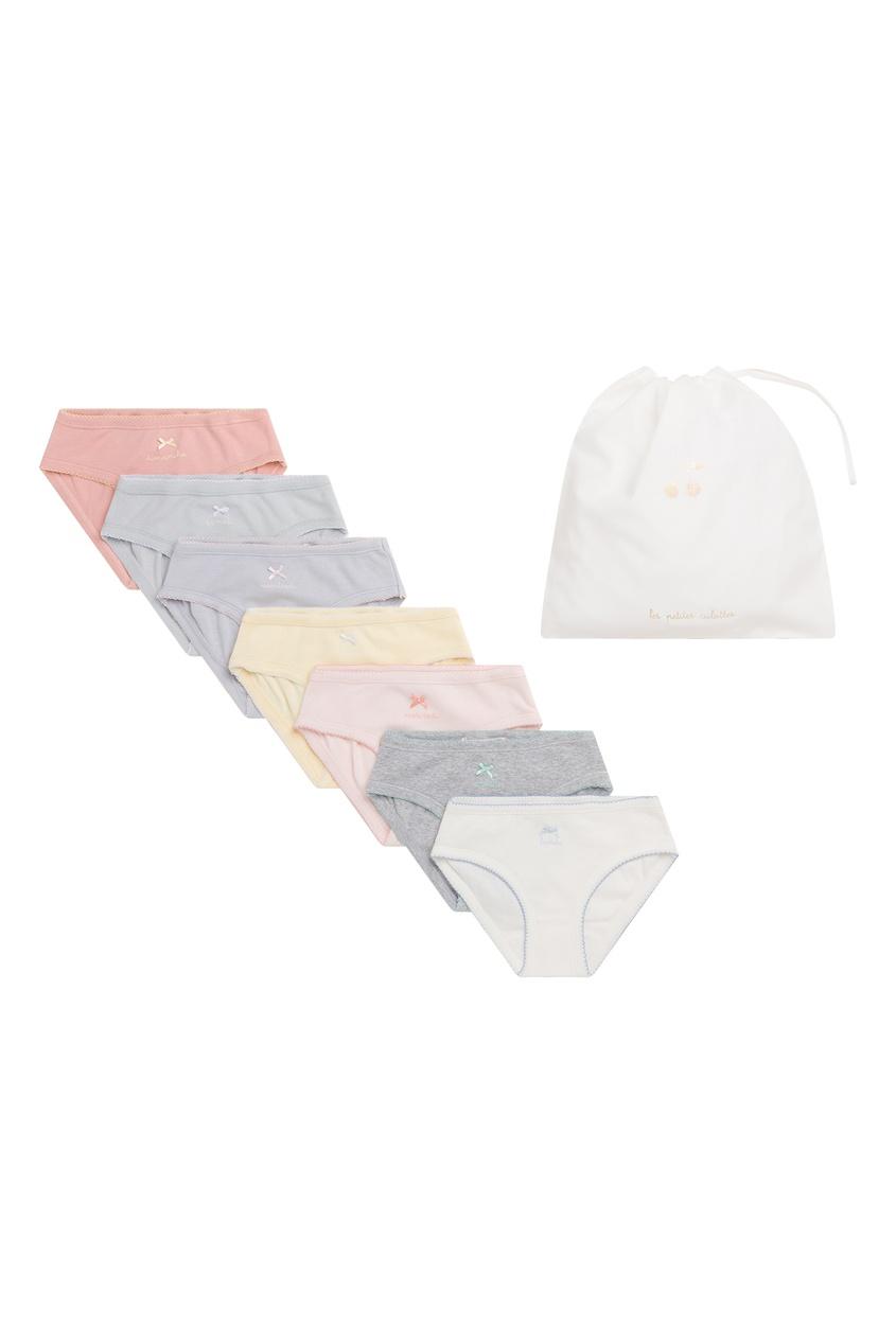 Набор трусов в тканевой упаковке от Bonpoint