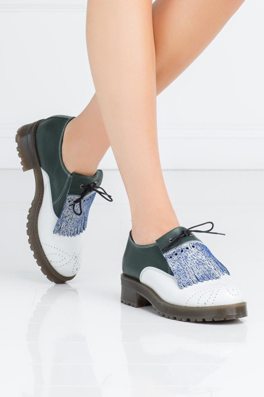 Essentiel Кожаные ботинки Kentaro