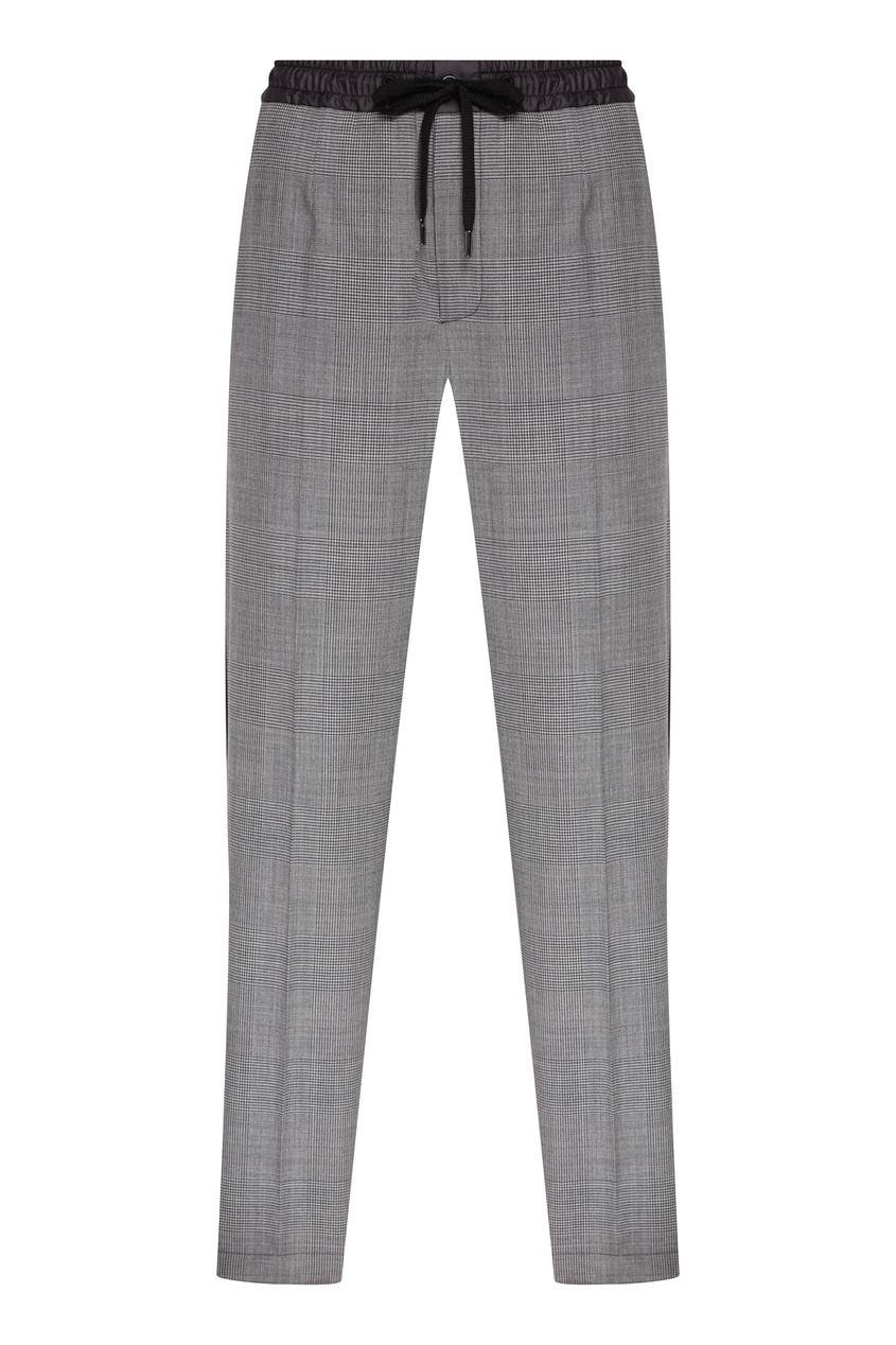 мужские брюки dolce & gabbana, серые