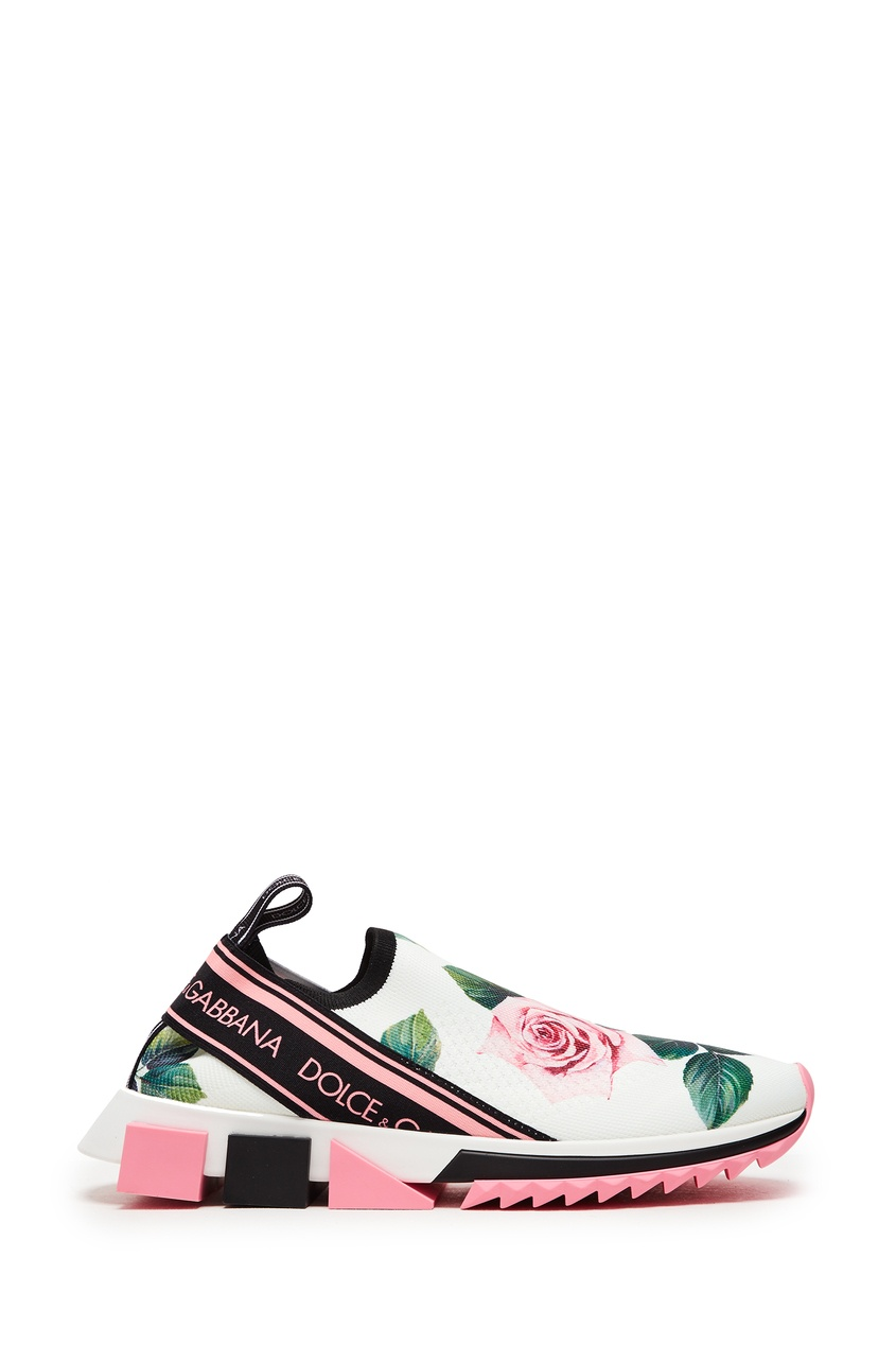 женские кроссовки dolce & gabbana