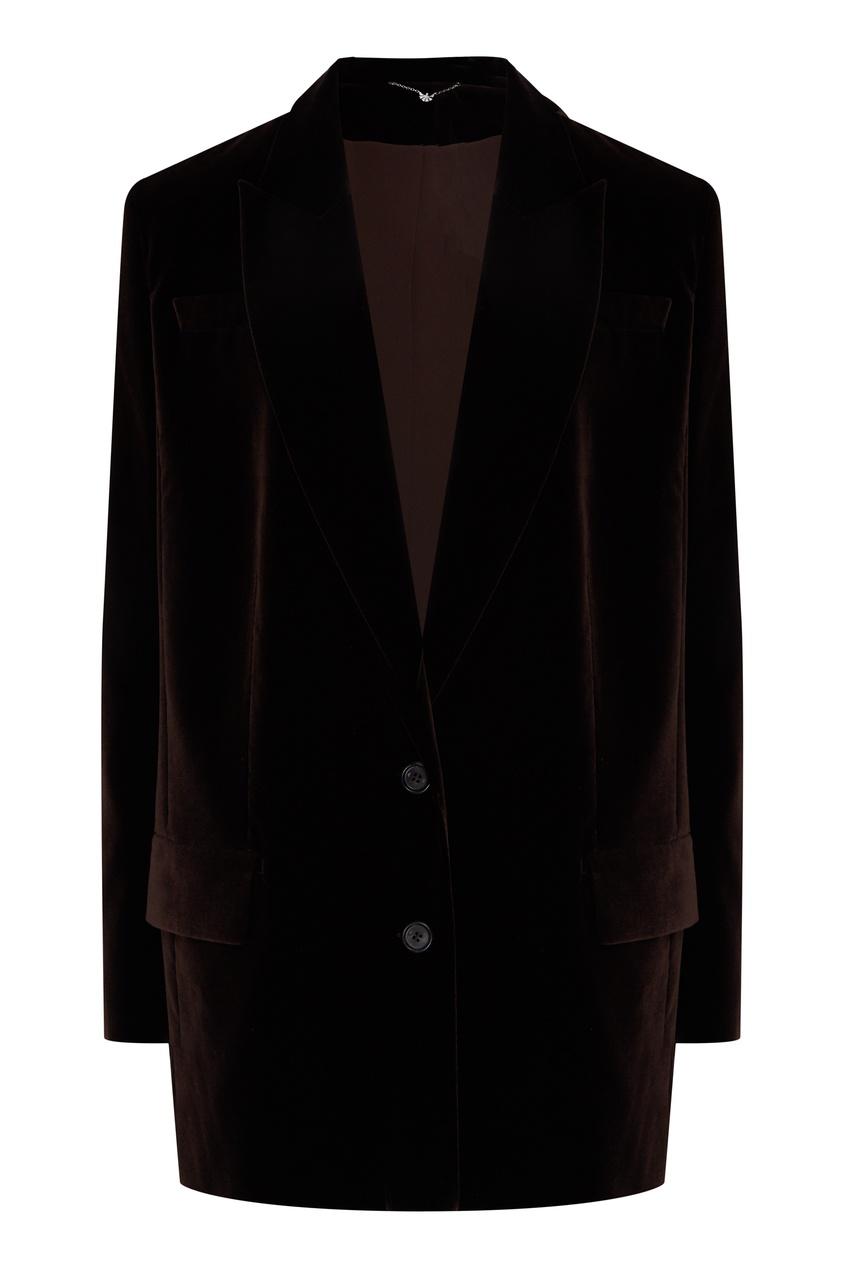 женский пиджак yana dress, коричневый