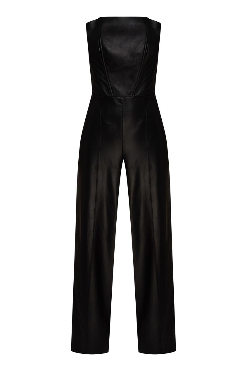 женский комбинезон yana dress, черный