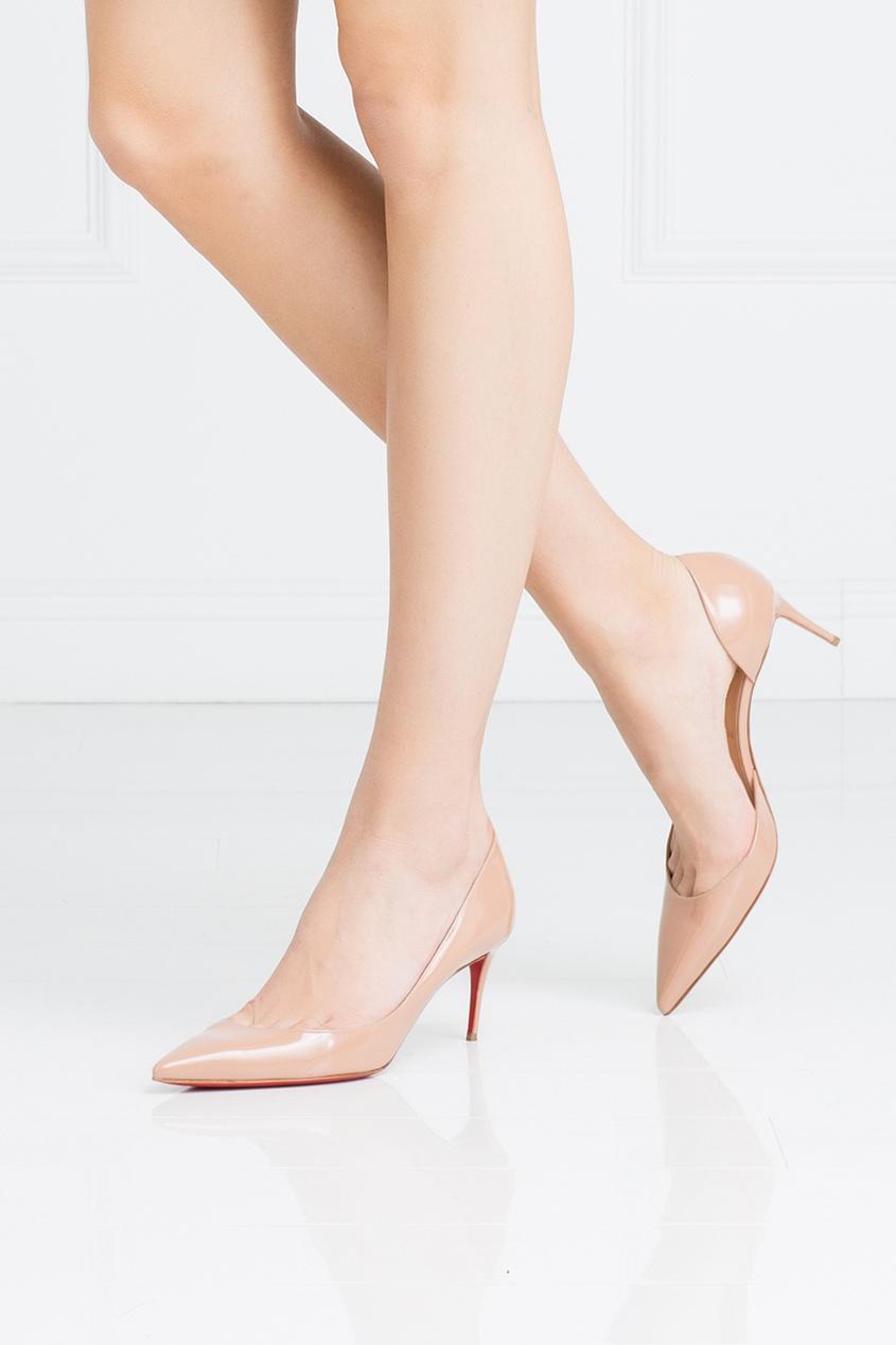 Туфли из лакированной кожи Iriza 70