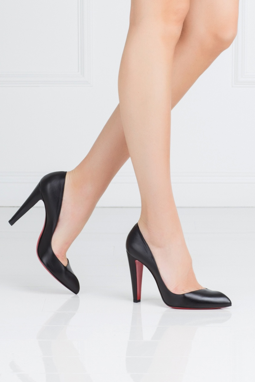 Кожаные туфли Requipump 100