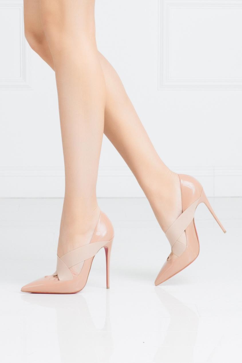 Туфли из лакированной кожи Sharpstagram 120