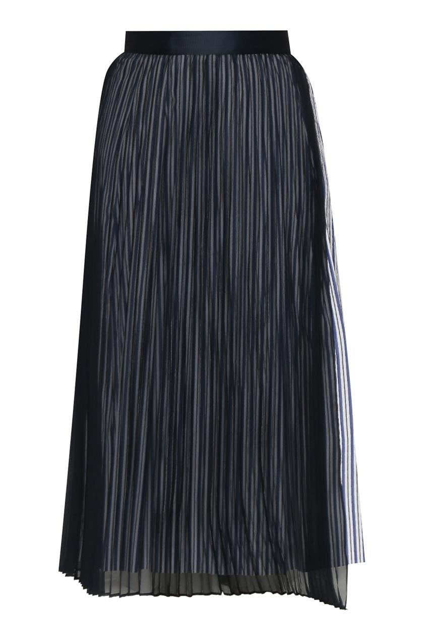 женская юбка в полоску marina rinaldi