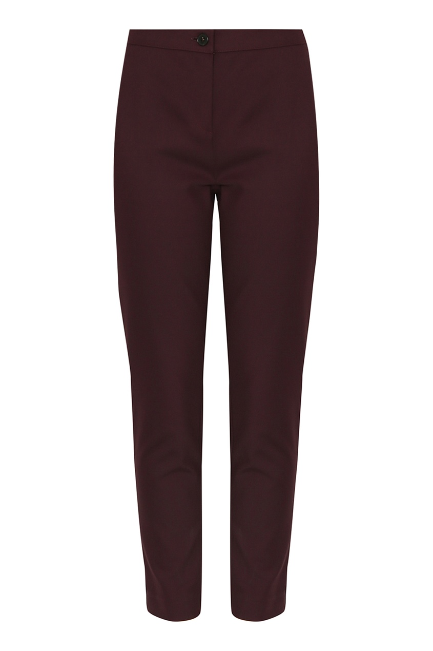 женские брюки marina rinaldi, фиолетовые