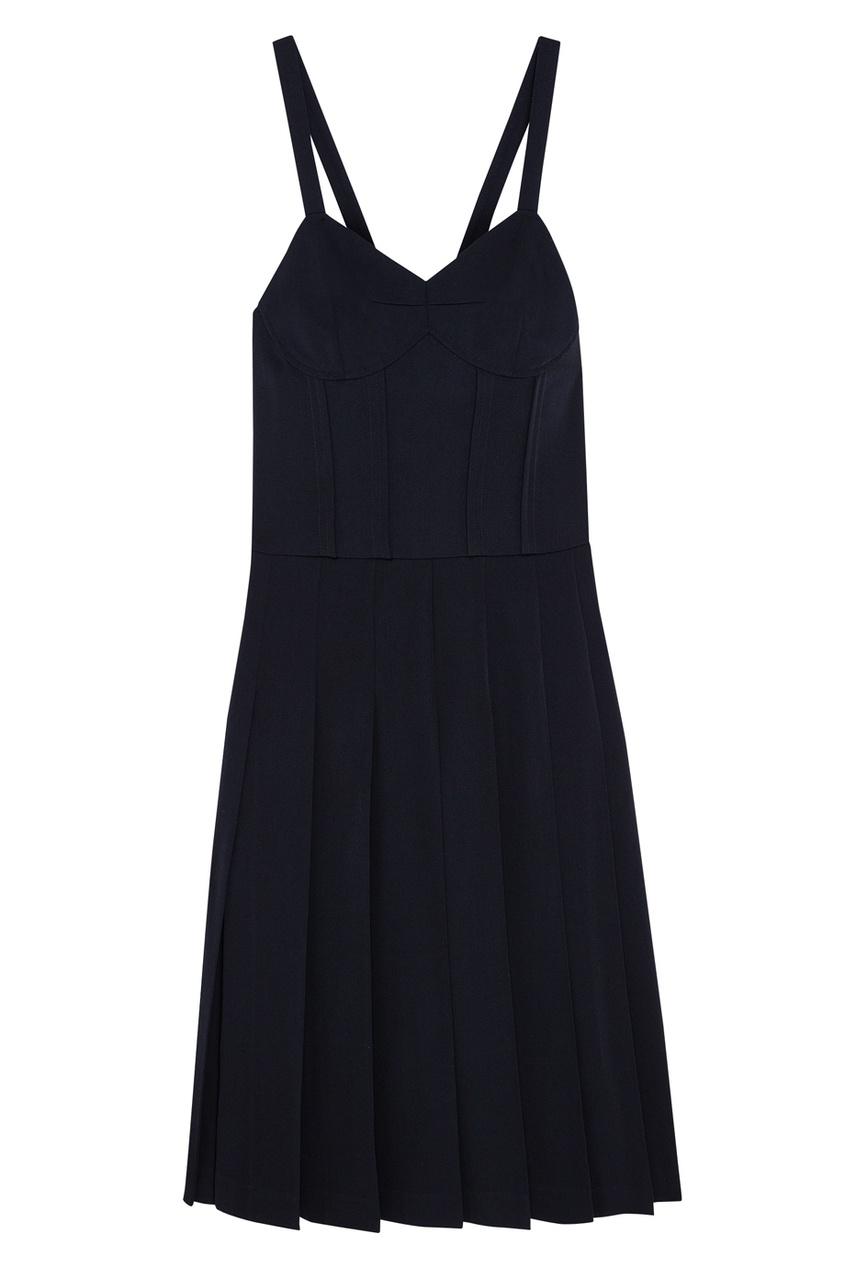 Comme Des Garcons Comme Des Garcons Шерстяное платье