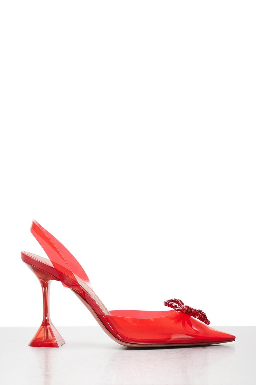 Красные туфли Rosie Glass