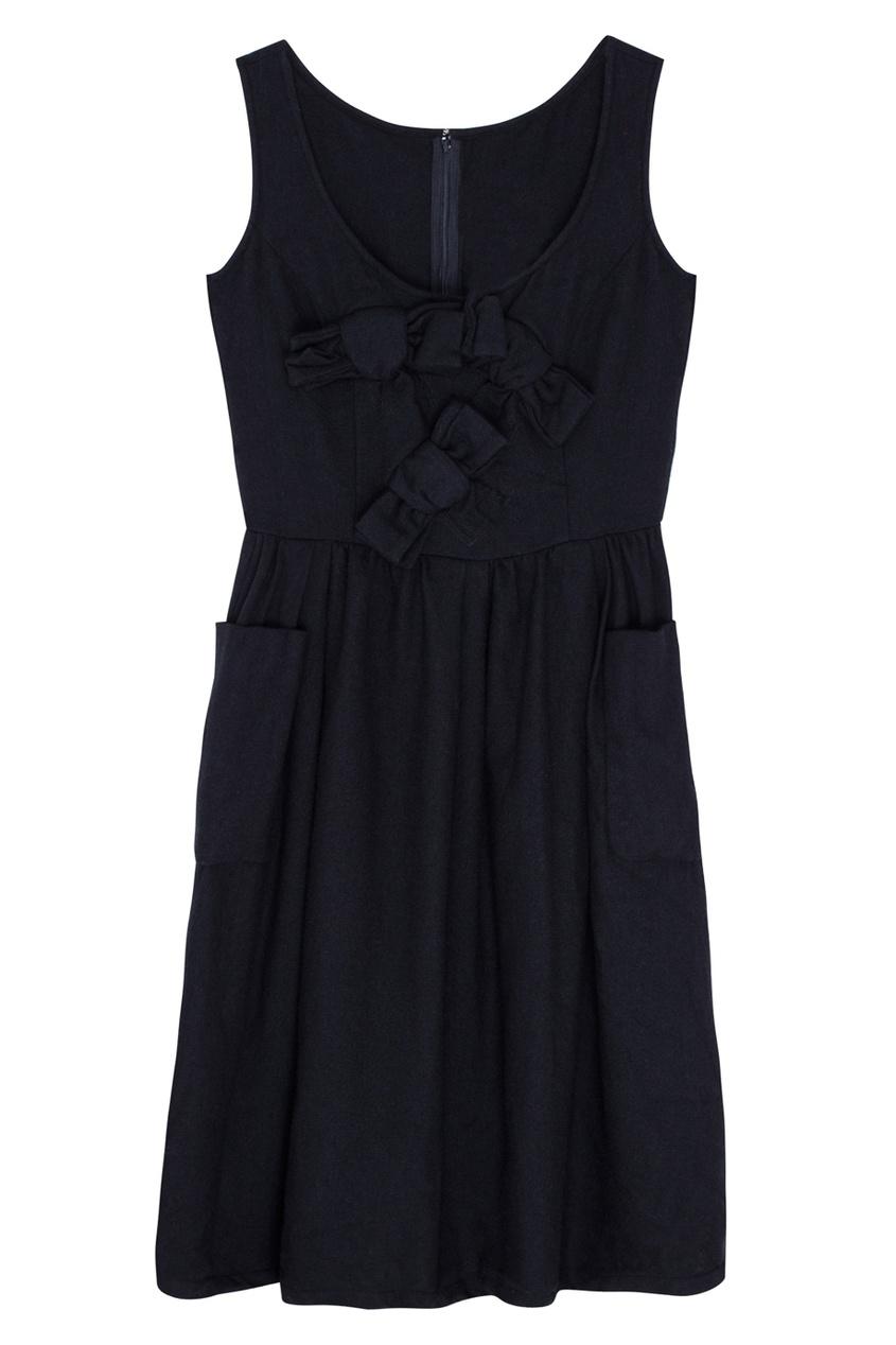 Comme Des Garcons Girl Шерстяное платье