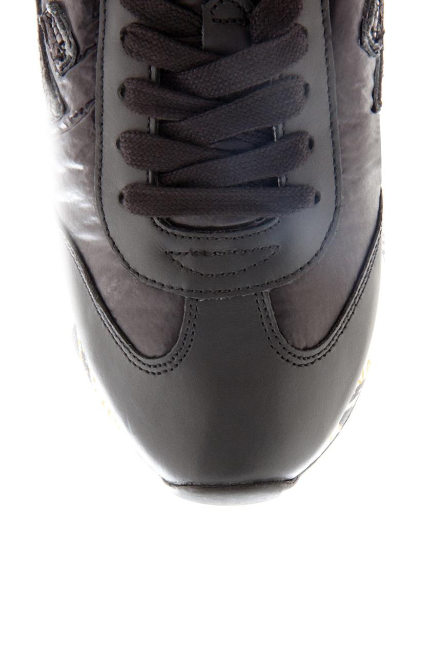 Кожаные кроссовки Frida