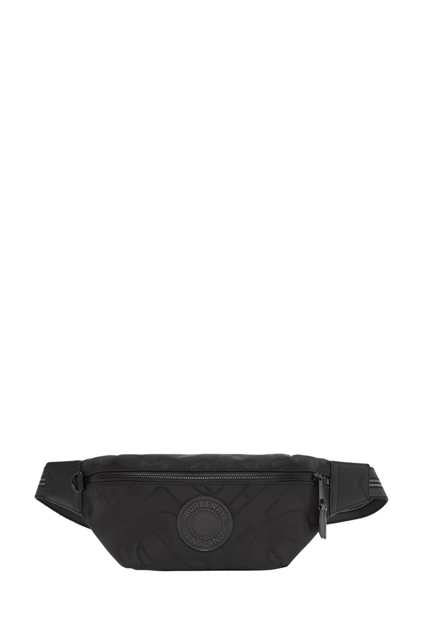 Черная поясная сумка Sonny