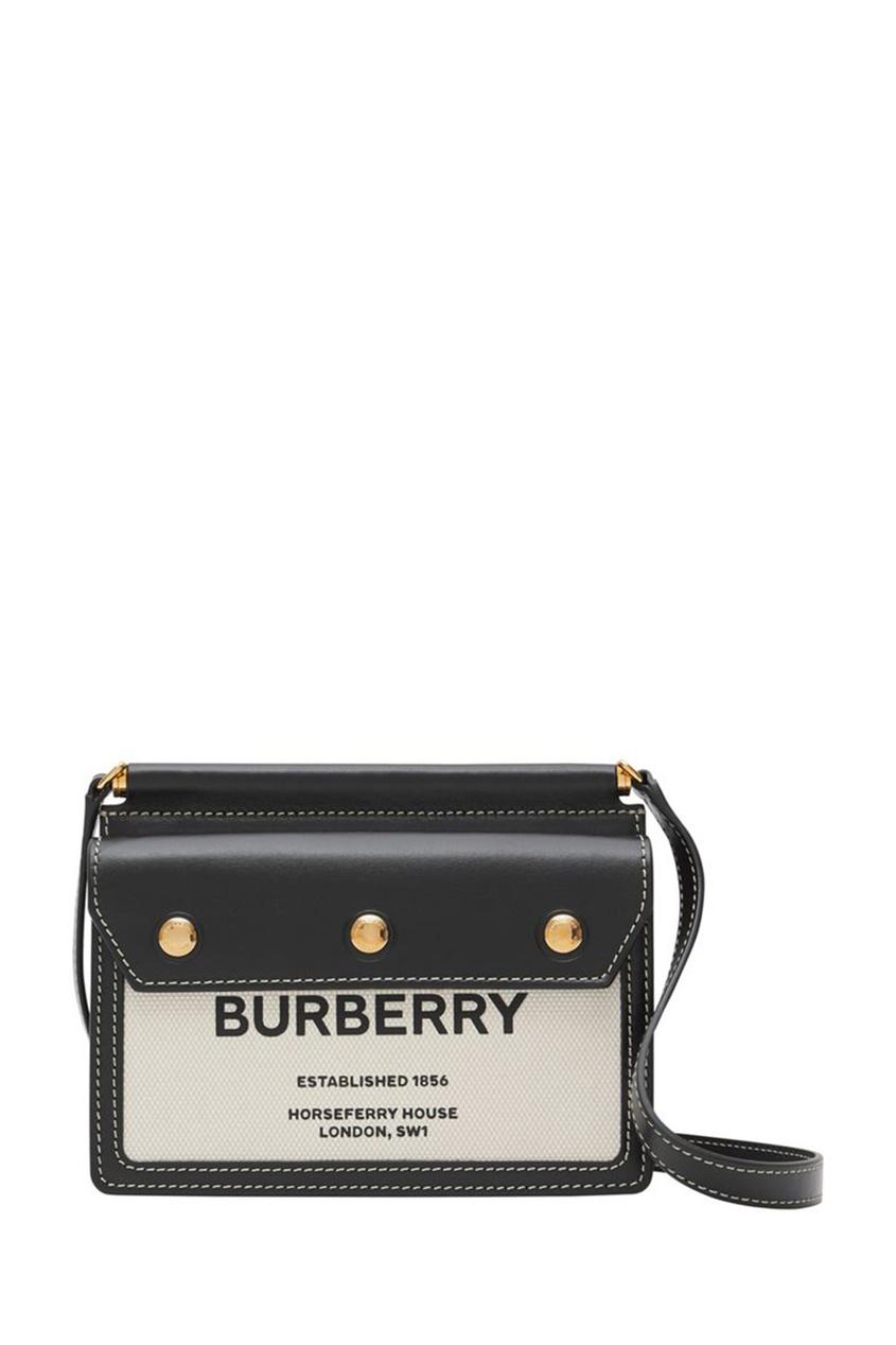 Миниатюрная сумка Title с принтом Horseferry