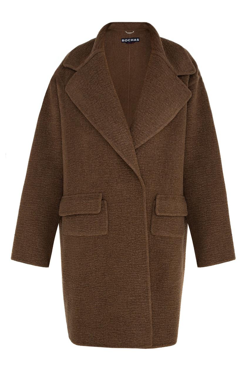Rochas Кашемировое пальто