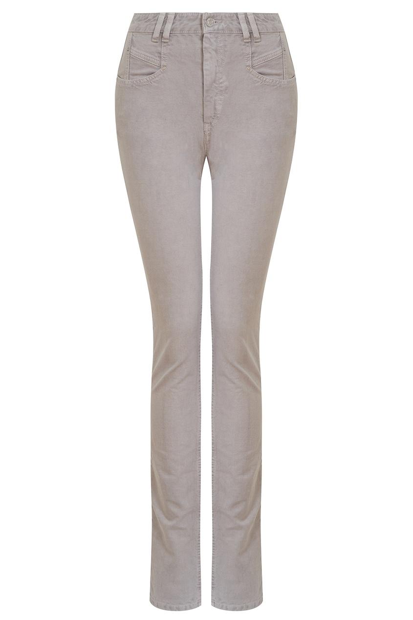 Серые джинсы Nominic