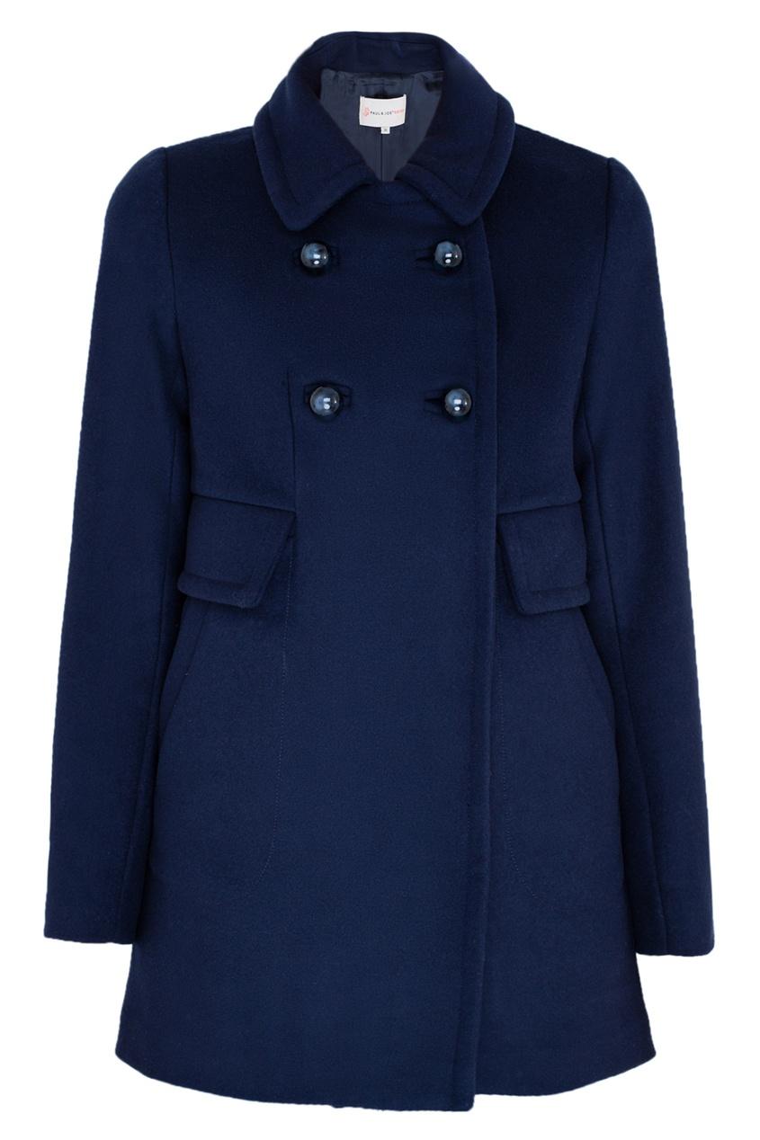 Paul & Joe Sister Шерстяное пальто Elluard