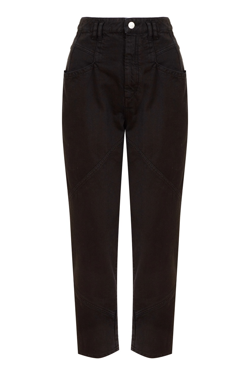 Черные джинсы Nadeloisa