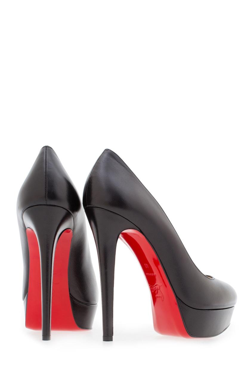 Кожаные туфли Bianca 140