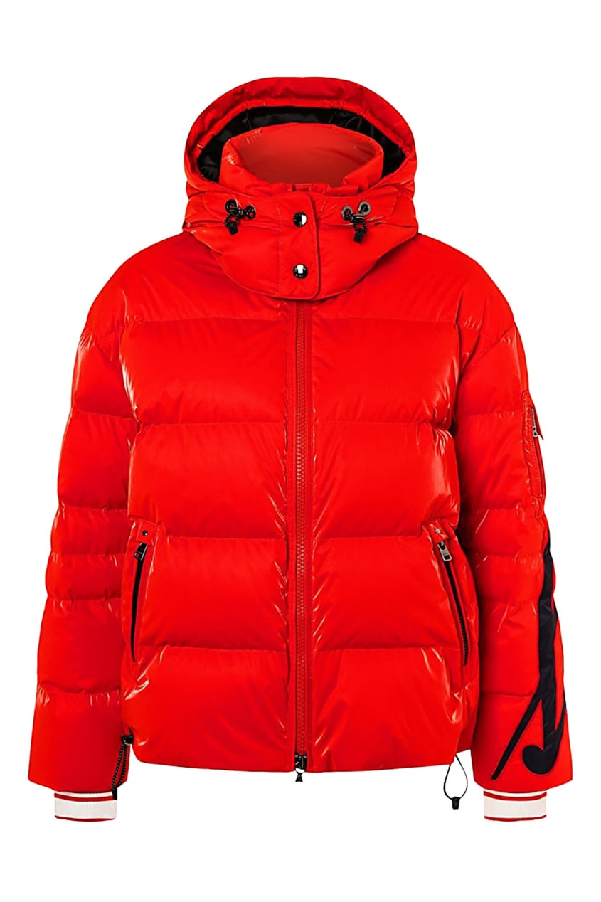 Красная куртка Lora