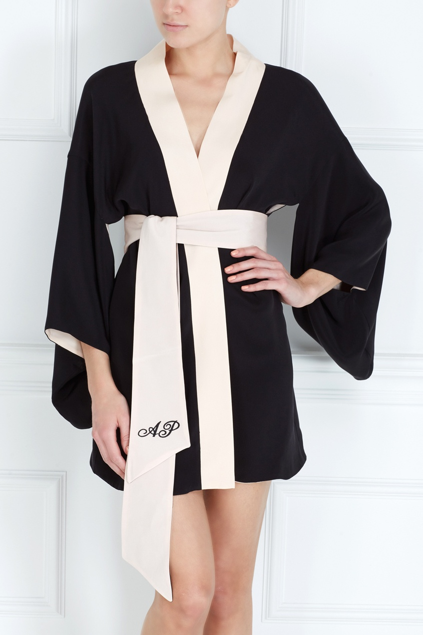 Agent Provocateur Кимоно Kiki халат кимоно из тюля