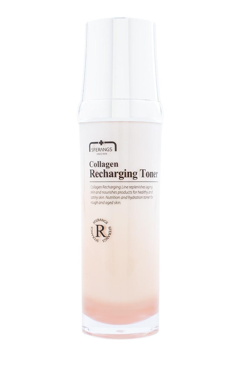 Тоник с коллагеном для лица Collagen Recharging 120ml