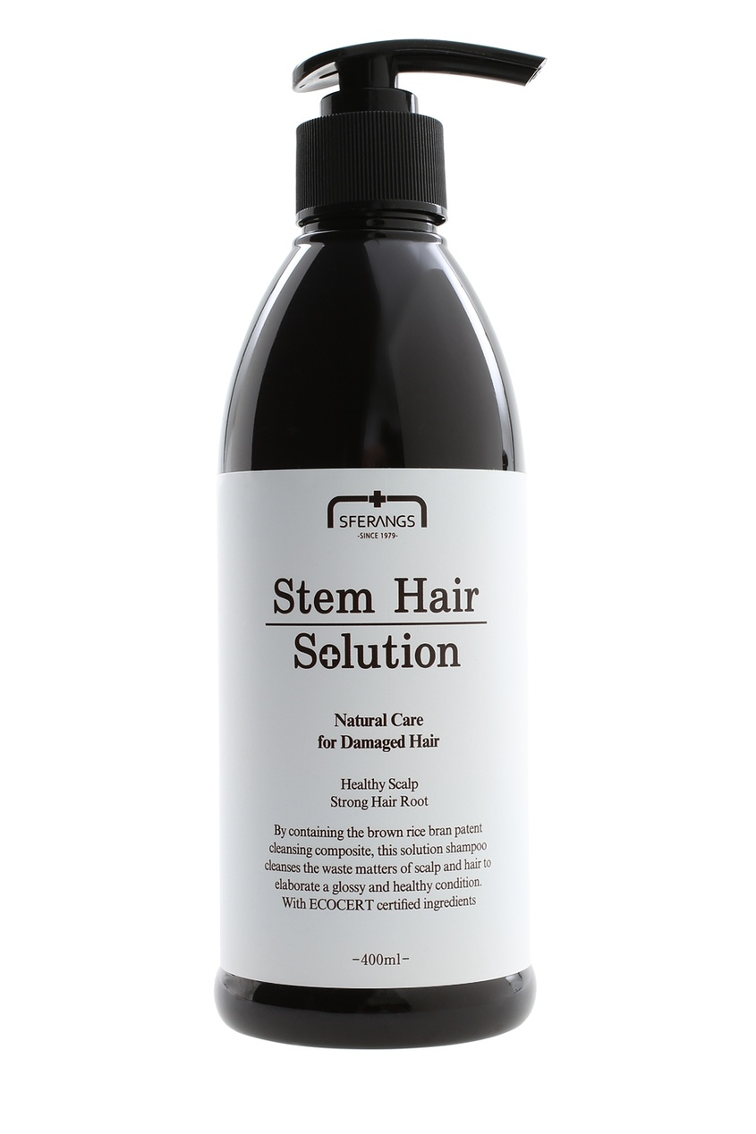 Шампунь Stem Hair Solution 400ml