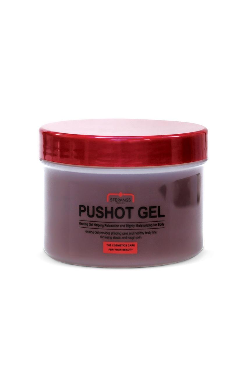 Согревающий гель для тела Pushot 500ml