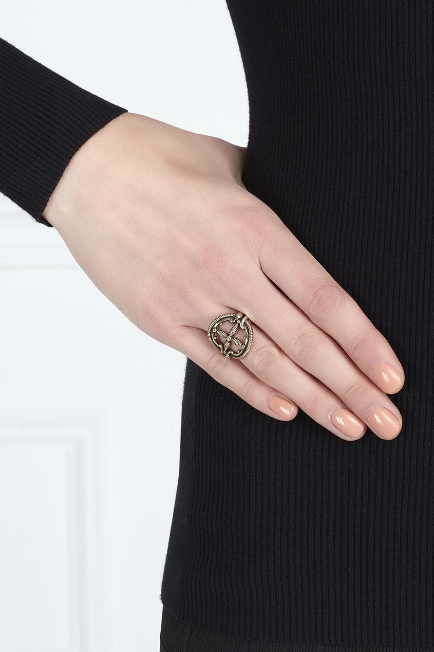 Кольцо из латуни