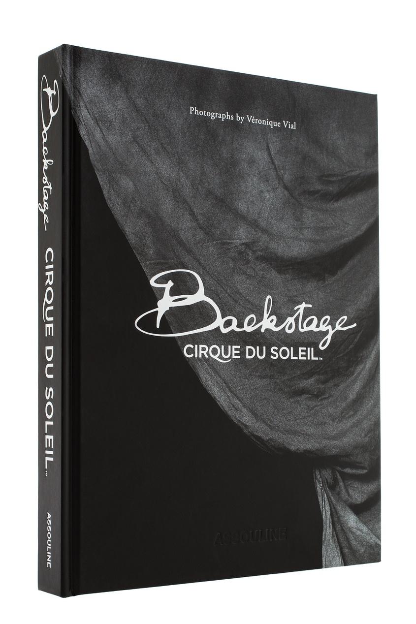 Backstage. Cirque du Soleil