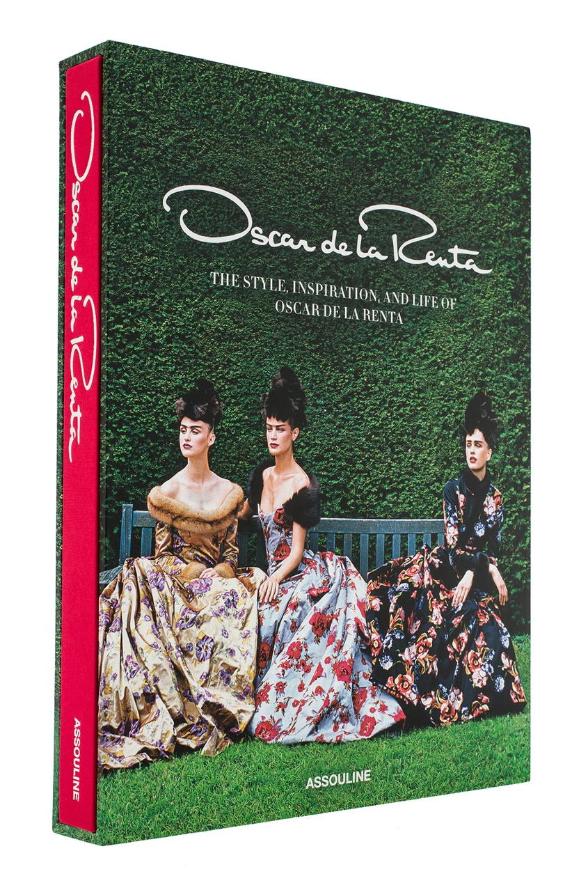 Oscar de la Renta. The style, inspiration and life of Oscar de la Renta