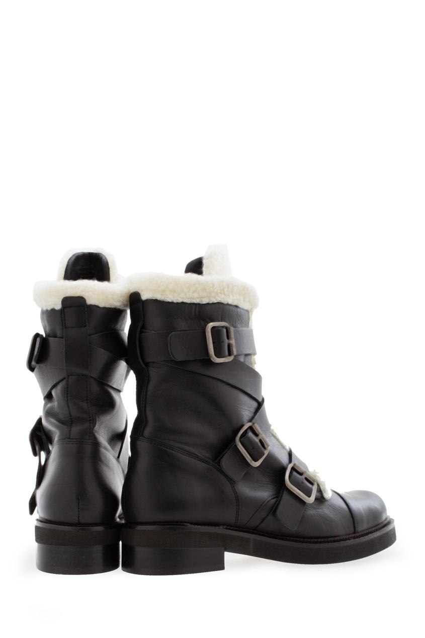 Carvela Кожаные ботинки Snow