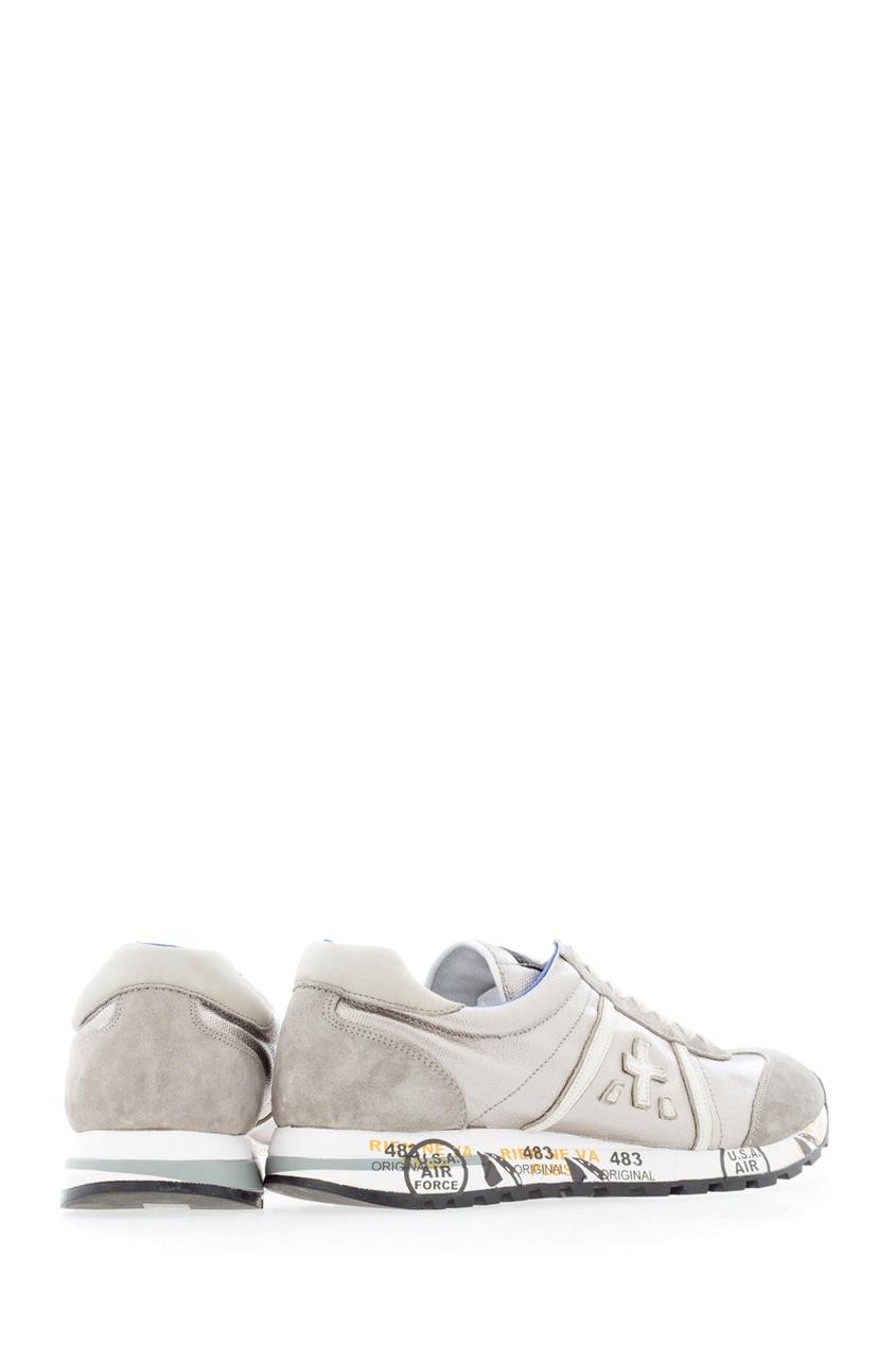 Замшевые кроссовки Lucy