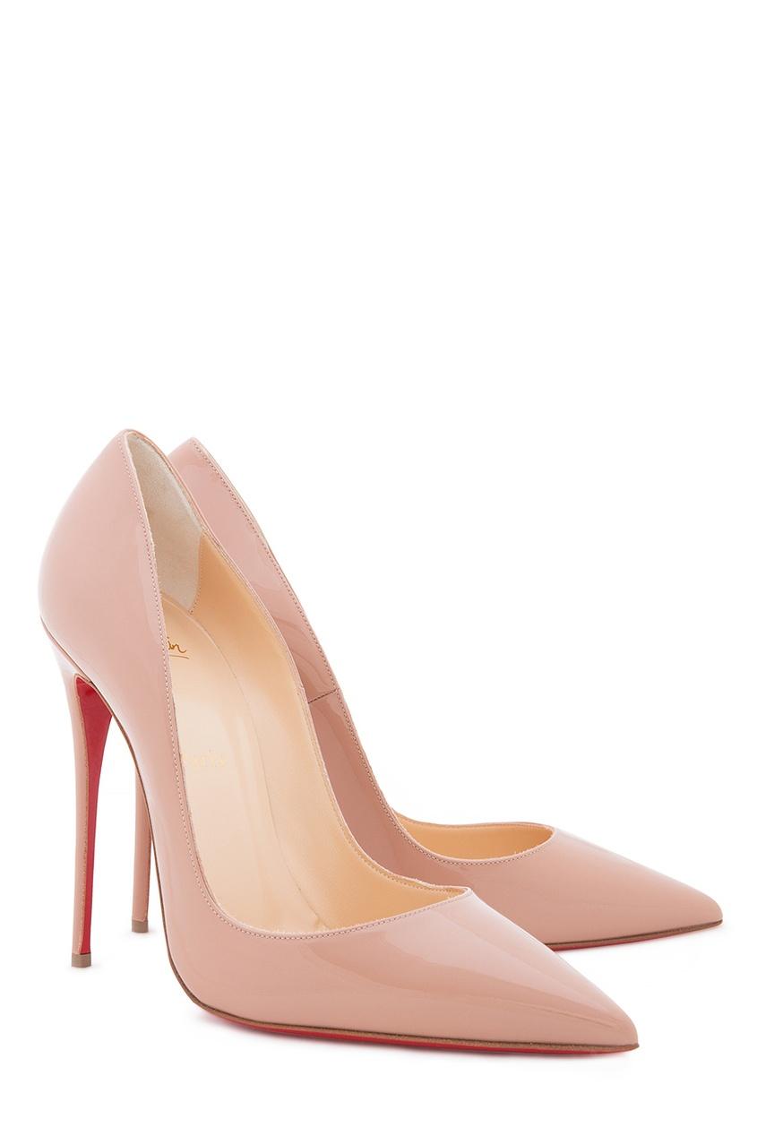 Туфли из лакированной кожи So Kate 120 от AIZEL