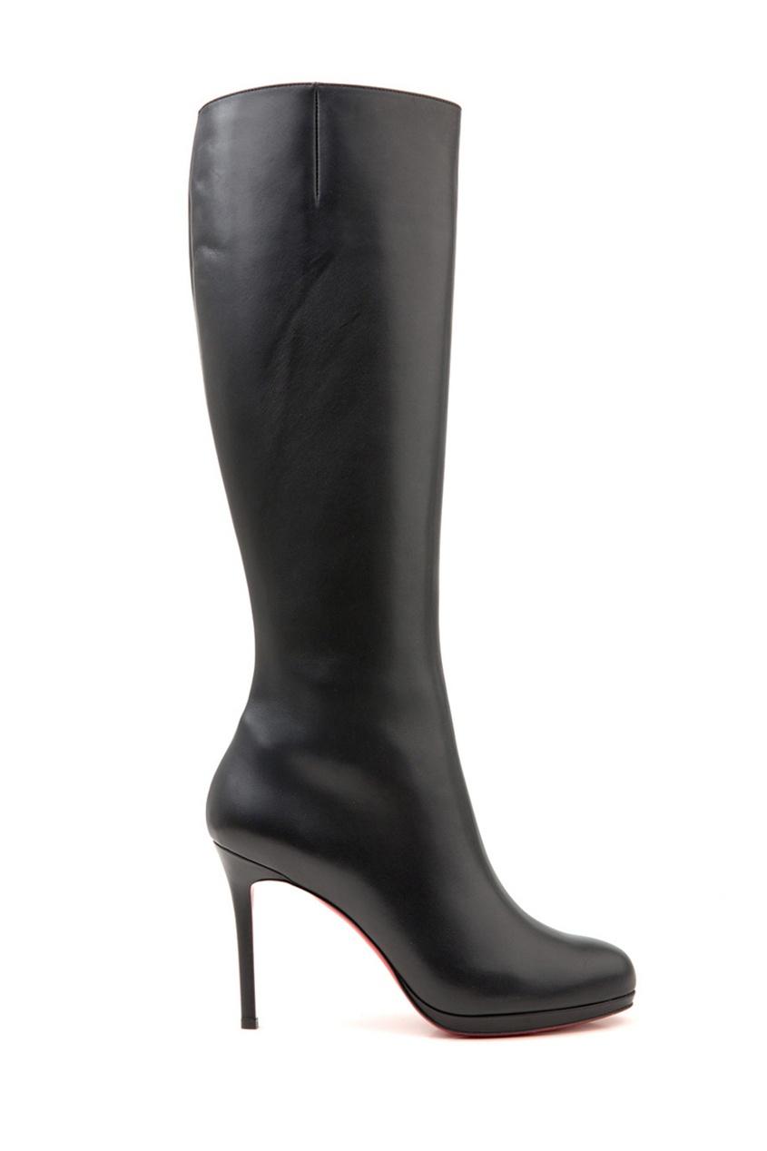 Christian Louboutin Кожаные сапоги Botalili кожаные сапоги