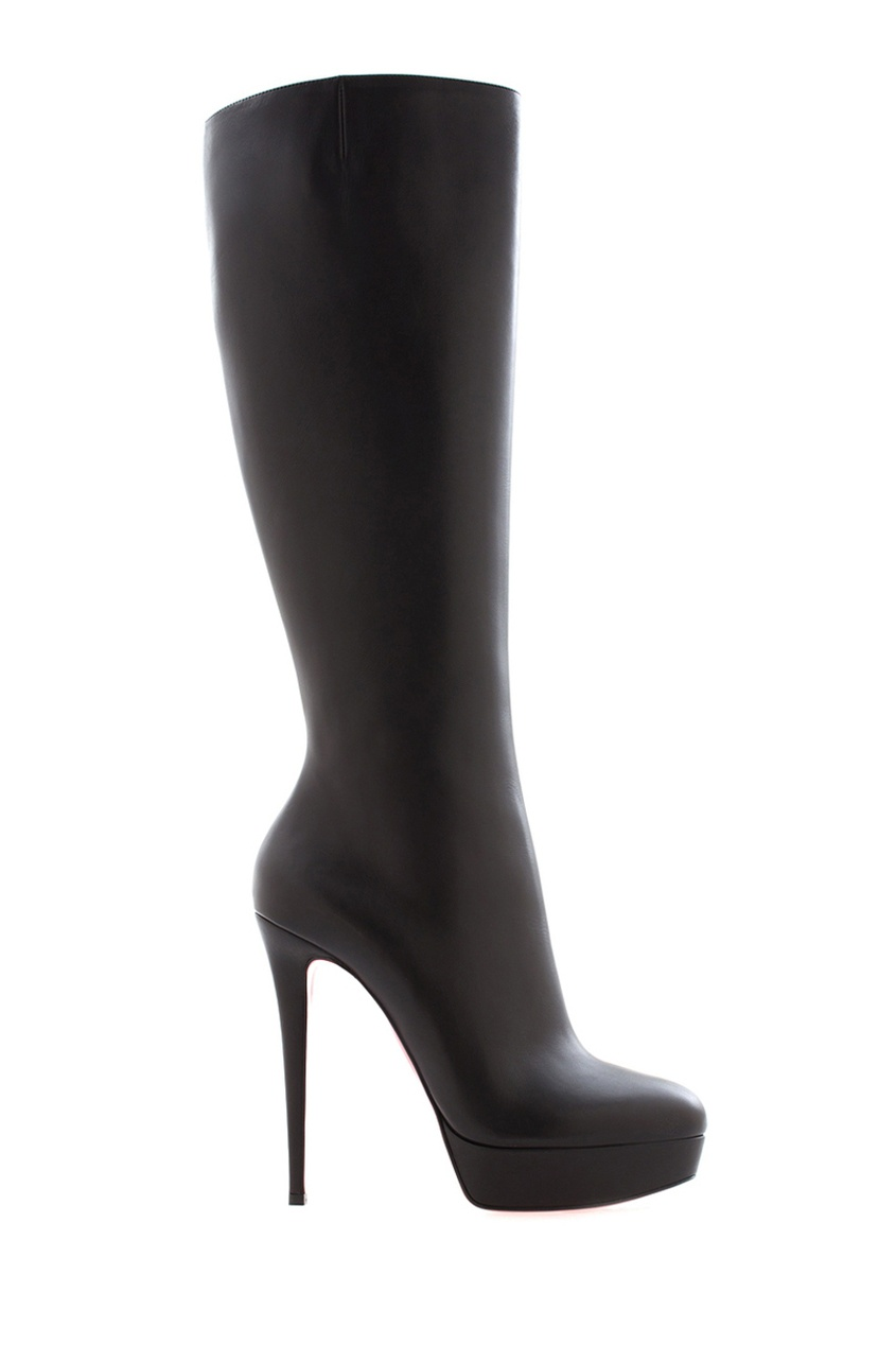 Кожаные сапоги Bianca Botta 140